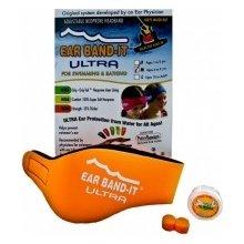 Neoprénová čelenka Ear Band-It Ultra oranžová