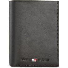 Tommy Hilfiger Velká pánská peněženka Johanson N S wallet W Coin Pocket AM0AM00664 Czarny 002