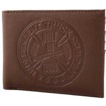 Independent Safe dark brown peněženka