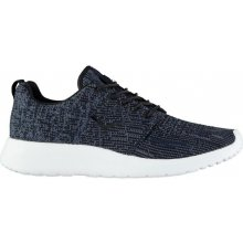 Everlast Sensei Knitted Trainers Mens Navy/Black