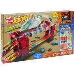 Mattel Hot Wheels track builder padací most