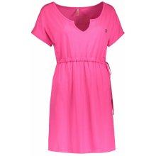 Nordblanc dámské šaty Sundry NBSLD6766 Záře růžová c01c65718a