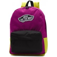 Vans Realm Backpack Black/Deep Orch OS