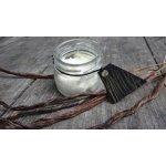Lulalu výživný oční krém z bambuckého másla vanilkový 15 ml