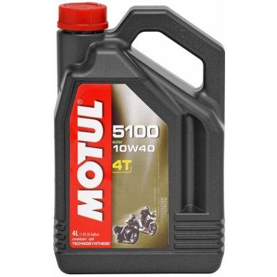 Motul 5100 4T 10W-40 4 l