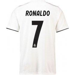 fa968efa8 Adidas Fotbalový dres Ronaldo Real Madrid domácí od 1 649 Kč - Heureka.cz