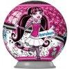 3D Puzzleball RAVENSBURGER 54 dílků - Monster High 02