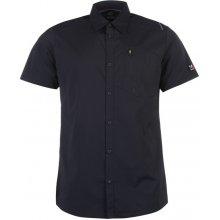 Millet Trilogy Short Sleeved Shirt Mens Navy