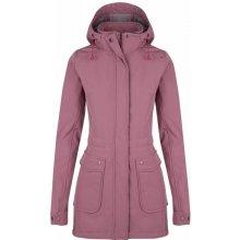 Loap kabát dámský Lala růžový