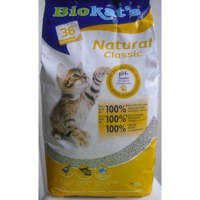 Biokat's Natural Classic 10 kg