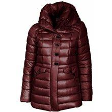 Heine BC dámská prošívaná bunda bordó