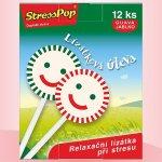 VitaHarmony StressPop 12 lízátek
