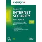 Kaspersky Internet Security ANDROID 3 lic. 1 rok (KL1901OBCFS-CZ)