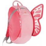 LittleLife batoh Animal Butterfly růžový