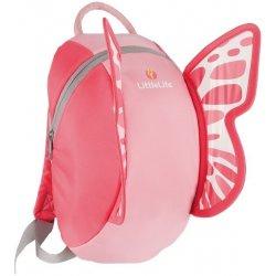 5d4b6477a1d LittleLife batoh Animal Butterfly růžový od 449 Kč - Heureka.cz