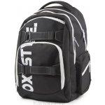 Karton P+P batoh OXY Style černá & bílá 7 71818
