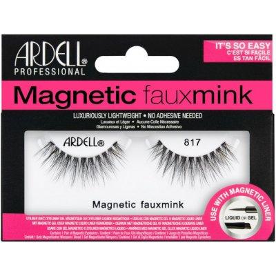 Ardell Faux Mink 817 Magnetické umělé řasy na magnetickou linku Single