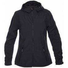 Hi-tec LADY ATI black dámská softshellová bunda černá