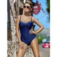 Ewlon K05 JOVITA B jednodílné plavky modrá