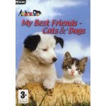 My Best Friends: Cats and Dogs