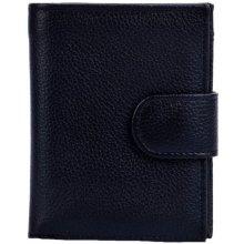 Hellix dámská kožená peněženka P 1553 černá