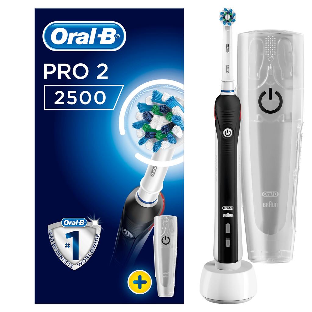 Oral-B Pro 2500 černý