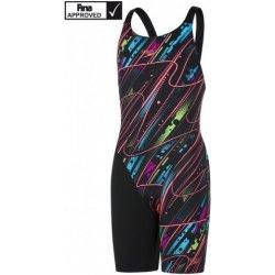 Speedo Fastskin Openback Kneeskin závodní plavky - kombinéza barevná 2e835854d3