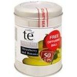Cuida Té plech Strawberry and Banana Bílý čaj s jahodami a banánem 100 g