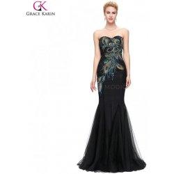 Grace Karin plesové šaty Mermaid GK000080-1 černá alternativy ... 66b40a3f88