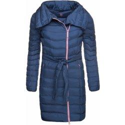567010d4d35 Dámská bunda a kabát Loap Ikona dámský kabát modrá