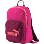PUMA batoh PHASE LOVE POTION růžový
