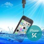 Pouzdro Redpepper Apple iPhone 5C černé