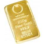 Zlatý slitek Argor Heraeus 100 g ArgorHeraeus