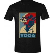 eef62f0b0 Pánská trička TRICKO Yoda - Heureka.cz