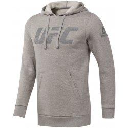 Pánská mikina Reebok UFC mikina šedá šedá befae7ec1f