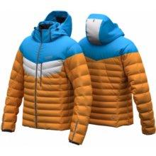 Colmar bunda Mens Ski Jacket 1034 pumpkin mirage white 554d657c257