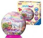 3D Puzzleball Jednorožec