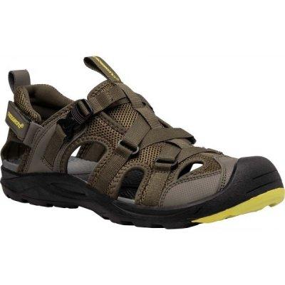Crossroad MIRO zelená pánské sandály