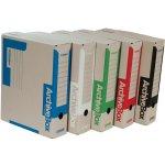 EMBA archivační krabice A4 75 mm černá