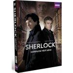 Sherlock - 3. série DVD