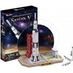 CubicFun 3D puzzle Saturn V