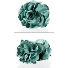 c3616fc909f Fashion Icon Skřipec do vlasů kytka textilní růže VS0023-10