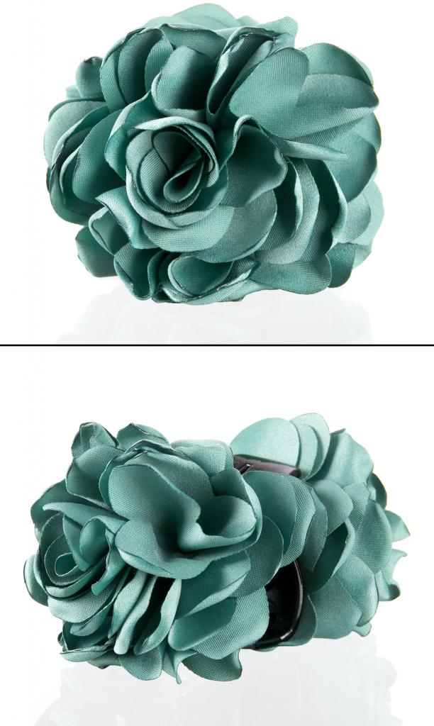 Fashion Icon Skřipec do vlasů kytka textilní růže VS0023-10 od 119 Kč -  Heureka.cz e6b5bb37e2
