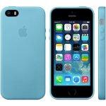 Pouzdro Apple Kožené Apple iPhone 5/5S5/SE MF044FE/A modré