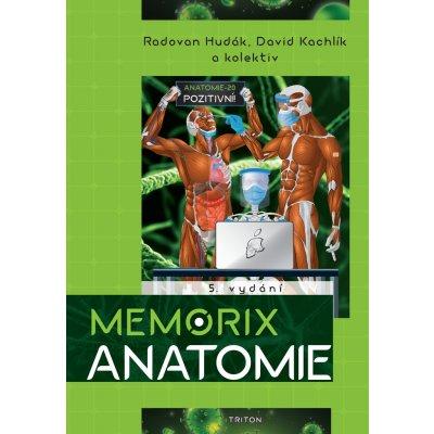 Memorix Anatomie - 5. vydání - Radovan Hudák, David Kachlík a kolektiv