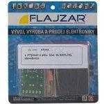 Flajzar KP2RX Přijímač s plovoucím kódem