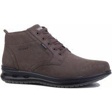 Grisport pánská vycházková obuv 43015S5G 40 LUCA hnědá