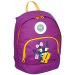 PUMA batoh 07177102 fialový