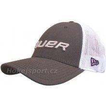 Bauer New Era 39Thirty cap Gray kšiltovka