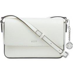 7b10a39e36 DKNY Bryant flap kožená crossbody kabelka white silver od 3 990 Kč ...